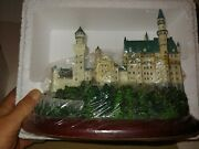 Lenox Neuschwanstein Castle Great Castles Of The World With Box 1994