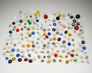 Lot Of 200 Vintage Golf Ball Makers Plastic Mostly So Cal Country Clubs Some Ads