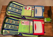 Huge Leapfrog Leappad Learning System Lot 20 Books And Cartridges + Leapster Game