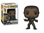 Funko Pop Marvel Black Panther 273 Vinyl Figure New And In Stock Now Uk