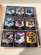 1 Topps Skylanders Giants Collectible Card Set Poster, Album For Cards