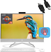 2020 Hp 27 Flagship All In One Desktop Computer 27 Fhd Ips Touchscreen Display