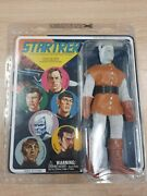 Andorian Star Trek Diamond Select Action Figure 8 Cloth Repro - New And Sealed