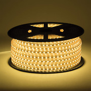 Lumilum Led Strip Lights – Professional 120v Outdoor Waterproof Dimmable – 164 F