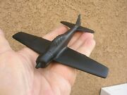 Wwii Spotter Recognition Id Model Japanese Navy A6m3 Hamp Fighter Recast