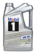 Mobil 1 Motor Oil - Advanced Full Synthetic - 5w30 - Synthetic - 5 Qt - Each