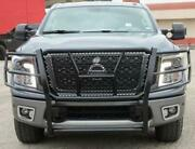 Brand New Steelcraft Hd Brush Guard For 2016-2019 Nissan Titan 50-4140c Non-xd