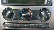 2008 Ford F350sd Manual Climate Control Heated Seats And Mirrors A/c