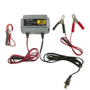 Auto Meter Battery Charger - Battery Extender - 12v - 1.5 Amps - Each