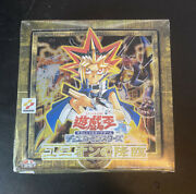 Yugioh Advent Of The Union Sealed Japanese Booster Box