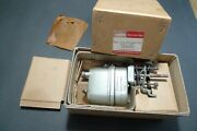 Lucas Wiper Motor Fw2 75432a And B0x-made In Uk- Land Rover-for Parts/not Working