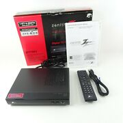 Zenith Dtt901 Digital Tv Tuner Converter Box With Remote Cables Tested Works