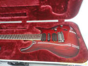Used Ibanez Sv5470a Cw Prestige S Series Electric Guitar Stratocaster Type