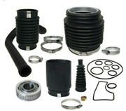 Transom Bellows Repair Reseal Kit For Mercruiser Bravo 1/2/3 1982 And Up 8m0095485
