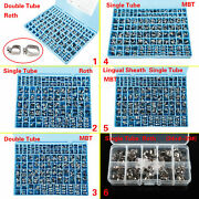 Orthodontic Buccal Single/double Tubes 1st Molar Bands Convert Roth/mbt.022 6-u