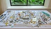 150 Piece All Wearable Religious Themed Jewelry Lot Necklaces Bracelets Pendants