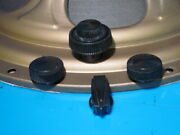 Philco Radio Parts Set Of Knobs For High End Philcos Black In Color