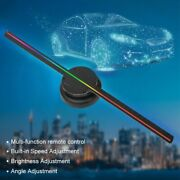 3d T40 Hologram Projector Wall-mounted Holographic Lamp Player For Shopping Mall