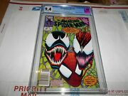 Amazing Spider-man 363 Cgc 9.4 Carnage Newstand Combined Shipping Avail.