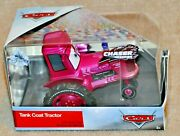 Disney Store Cars Diecast Tsnk Coat Tractor Chaser Series Piston Cup
