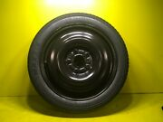 Spare Tire 17 Inch Fits2014-2021 Dodge Caravan /chrysler Town And Country
