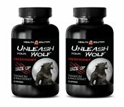 Natural Sexual Aid - Unleash Your Wolf 2170mg 2 - Male Verility