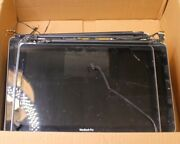Lot Of 15 Genuine Apple Macbook Pro Assembly Screens Broken Parts As-is