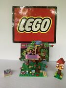 Lego Friends Olivia's Tree House 3065 - 100 Complete