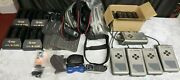 Set Of Nomad Nd2100 Headsets And Accessories, Microvision. Technician Virtual Di