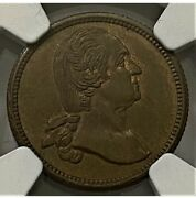 1864 Civil War Tokengreat Central Fair Ngc Donald G. Partrick Collection