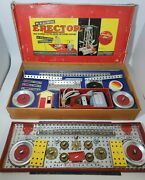A.c. Gilbert Co. Erector Set Number 6 1/2 All Electric Set From 1948