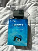 Gopro Hero7 Silver Waterproof Camera And Camcorder + 32gb Sd Card New In Box
