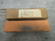 Vintage Norton Sharpening Stone 8x2x1 Aluminum Oxide Type Ii Class A Style 1
