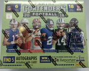 2018 Panini Contenders Football First Off The Line Fotl Sealed Hobby Box