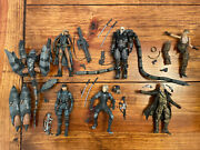 Mcfarlane Metal Gear Solid 2 Figure Full Collection Lot 6 Figures And Mg Ray