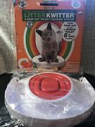 Litter Kwitter Cat Toilet Training System New Award-winning Only 8-weeks See Pic