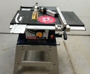 Ryobi 10 Table Saw - Bts15 - Great Condition Local Pickup Only