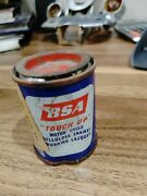 Bsa Motorcycle Paint Oil Can Harley Indian Triumph Norton Parts