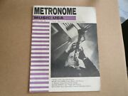 Metronome Magazine March 1956, Benny Goodman On Cover