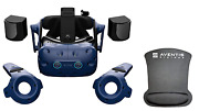 Htc Vive Pro Eye Office System Bundle With Pro Eye Headset And Gel Mousepad