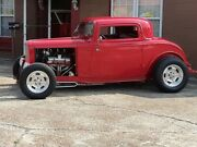 1932 Ford Coupe 1932 Ford Coupe Coupe Red Rwd Manual