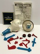 Vintage 1976 Mego Micronauts Hydrocopter Vehicle Missing A Few Parts