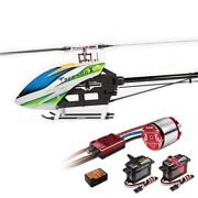 Align T-rex 500x 3d Smart Rc Helicopter 6ch Gyro Flybarless Rtf 2.4ghz Drone Toy