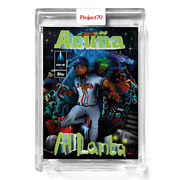Topps Project 70 Card 366 - 1967 Ronald Acuna Jr. By Dj Skee Pre Order