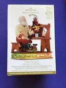 Hallmark Once Upon A Christmas Andldquotime For Toysandrdquo 2012 2nd In Series Ornament