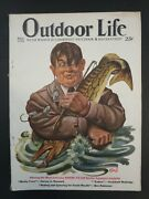 Vintage Outdoor Life Magazine May 1929 Colorful Remington And Winchester Ads