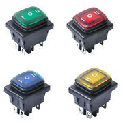 16a 250vac Car Boat Truck Trailer Lights Switch Toggle On-off Switch