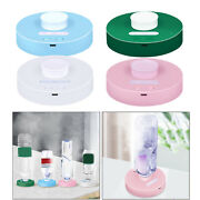Mineral Water Bottle Humidifier Air Diffuser Mist Maker For Essential Oil