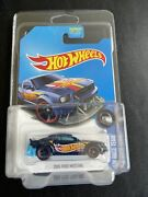 Hotwheels 2017 Super Treasure Hunt 2005 Ford Mustang With Protector
