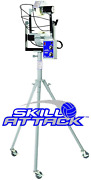 Skill Attack Volleyball Machine, An Individual Training Tool For Serve Receive,